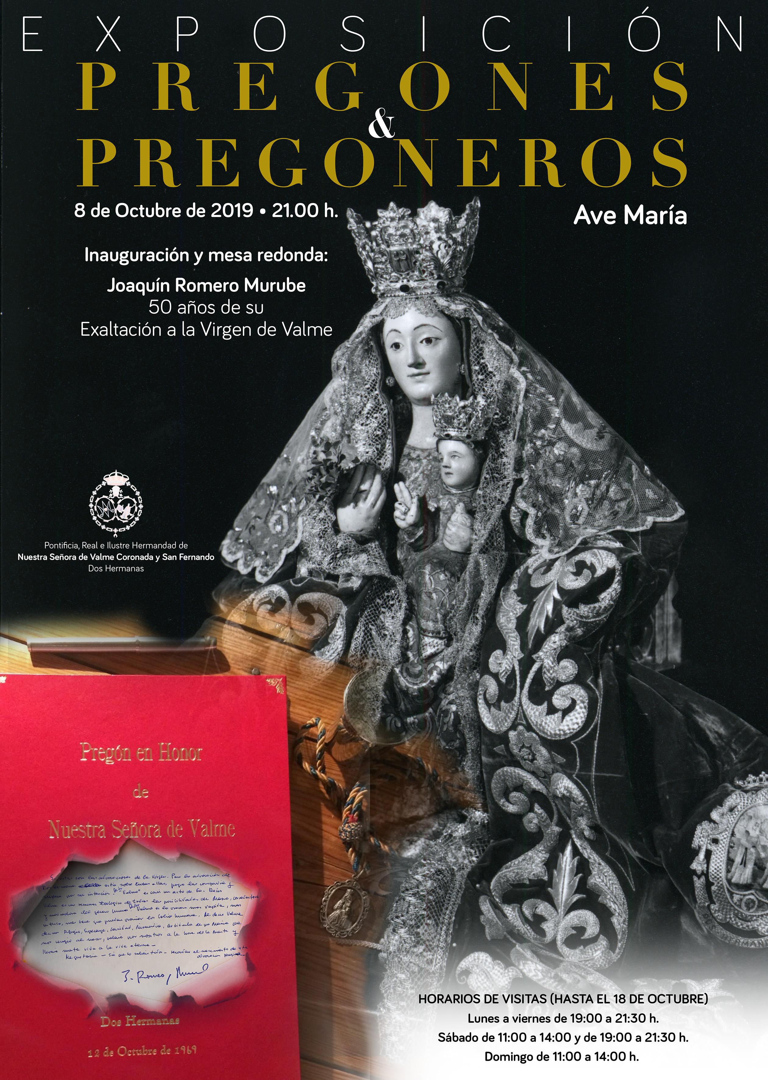 Exposición 'Pregones y Pregoneros' de Valme