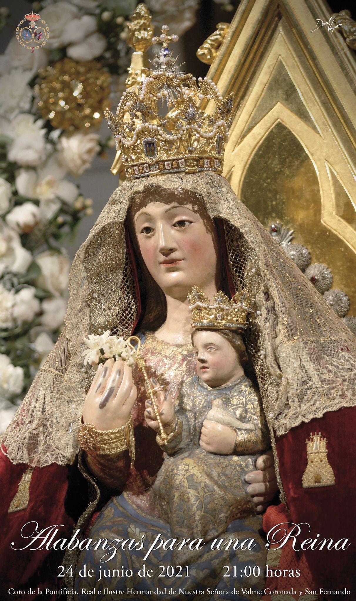 'Alabanzas a una Reina': Acto especial del Coro de Valme con motivo del 48º aniversario de la coronación canónica de nuestra titular
